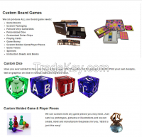 Hot sell Custom electronic board games