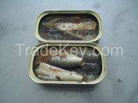 canned sardine fish of Chinese supplier with cheap price