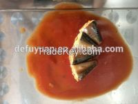 canned mackerel fish in vegetable oil