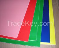 Color paper foam board