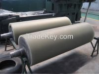 rubber roller for lamination machine, bonding machine