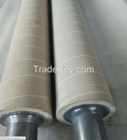NBR roller for fabric scutching machine