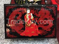 Chinese style jewellry box