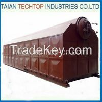 Dzl Series Blind Coal Hot-Water Boiler