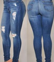 Men and Woman Jeans