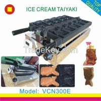ice cream taiyaki machine wholesale taiyaki waffle maker pan