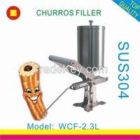 Hot sales churro filler/fill machine/rellenadora de churro