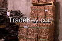Millberry 99% copper wire scrap