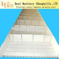Widely used bottle belt conveyor modular plastic conveyor chain