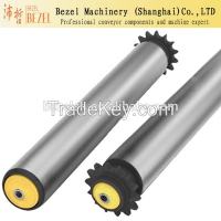 Conveyor Driver/idler rollers Conveyor roller suppliers