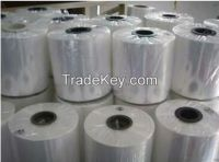 Centre Folded POF Shrink Wrap Film, FDA/SGS/RoHS Approved