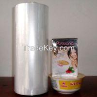Transparent Shrink Film, POF Material