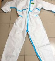 �Disposable Coveralls Available