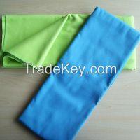 SA1, Microfiber suede fabric travel /sports towel/gym towel.hot yoga towel
