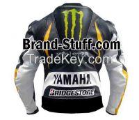 Motorbike Racing leather jacket, Race Wear Jacket, motorrad motorbike racing leather jacket, Mens White Blue multicolor Motorcycle Racing Biker Leather Jacket