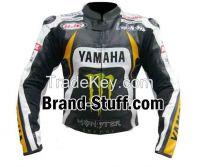 Motorbike Racing leather jacket, Race Wear Jacket,motorrad motorbike racing leather jacket, Mens White Blue multicolor Motorcycle Racing Biker Leather Jacket