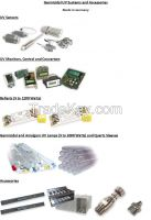 UV Lamp, UV Sensor, UV Monitors, UV Electronic Ballast