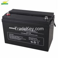 Lead Acid Battery 12v100ah for Solar&Wind Systems
