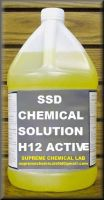 SSD Chemical solution(for cleaning notes)