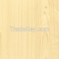 Printed wooden grain decorative paper used on furniture and flooring surfaces