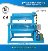 Factory price small egg tray machine