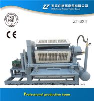 Egg tray pulp mould machine