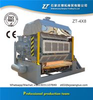 25 years factory supply 3000 pcs paper egg tray machine