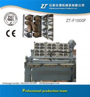 High Qualtiy 5000 pcs paper pulp egg tray production line with multi layers metal dryer