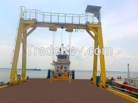 10 Ton BMH Model Electric Hoist  Gantry Cranes for sale