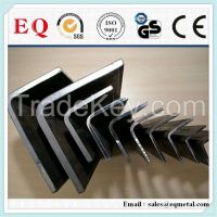 Construction structural hot rolled steel angle mild steel angle