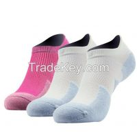 Gmark Boy's Girl's No Show Run Athletic Socks