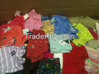 Children Clothing Bulk Wholesale Lots/ Pallets/ Container