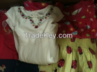 High Retail Kids Clothing Wholesale Lots