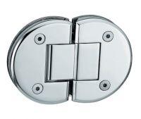 Hinge precision hinge for bathroom glass door
