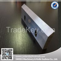 Plastic Crusher Blades and Knives