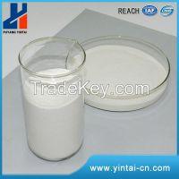 Redispersible latex powder