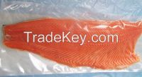 Top Quality Frozen Salmon Fish and Fillet