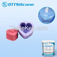 Additon cure silicone rubber/food grade silicone rubber/platinum cure molding silicone