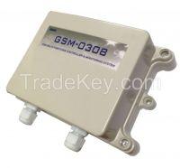 Gsm 3-Phase Generator Output Monitoring System