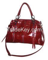 Trendy satchel bag