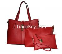 Fashion lady bag 3pcs in 1 set