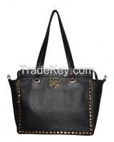 ROCK STUDS Tote bag   Fashion 2017 Ladies Bag