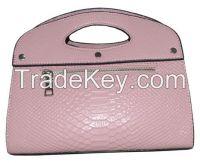 Fashion loop handle Satchel bag