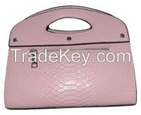 Fashionable Satchel Bags with Loop Handle and Shoulder Strap