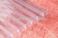 clear polycarbonate hollow sheet for green house
