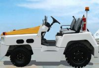 Baggage Towing Tractor