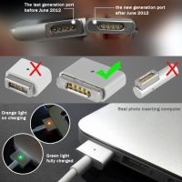 45W Magsafe2 Power Adapter Replacement Charger for Apple Macbook Air 11 Inch and 13-Inch 14.85V 3.05A