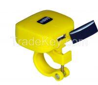 SHOT the bike mobile charger Yellow