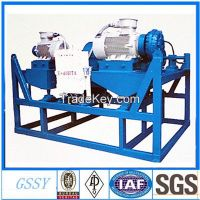 oil drilling mud solid control decanter centrifuge