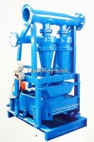 Oil drilling mud solid control Mud Desander